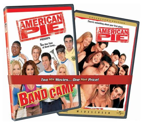 American Pie: Band Camp/American Pie [2 Discs] [DVD] 14903553