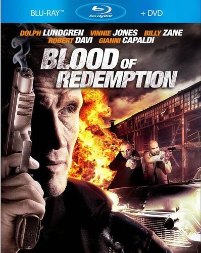 Blood of Redemption [2 Discs] [Blu-ray/DVD] [2013] 1491146