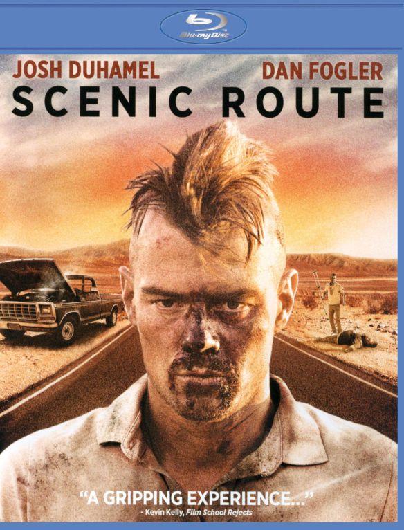 Scenic Route [Blu-ray] [2013] 1491446