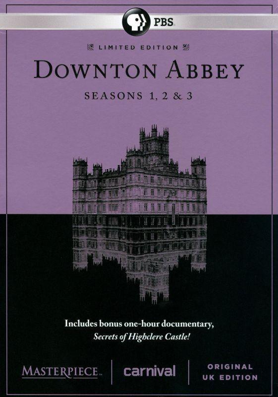 Masterpiece: Downton Abbey - Seasons 1-3 [9 Discs] [DVD] 1491868