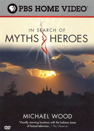 Michael Wood: In Search of Myths and Heroes [DVD] 14951028