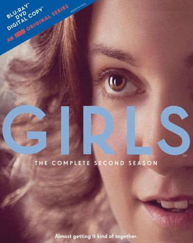 Girls: The Complete Second Season [3 Discs] [Blu-ray/DVD] 1498698
