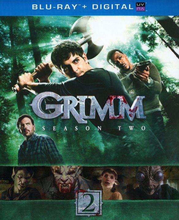 Grimm: Season Two [5 Discs] [Blu-ray] 1498898