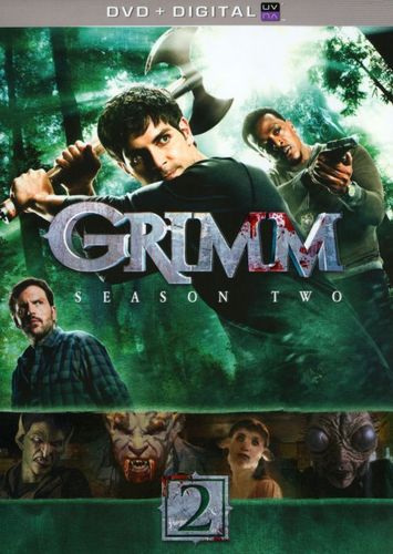 Grimm: Season Two [5 Discs] [Includes Digital Copy] [UltraViolet] [DVD] 1498925