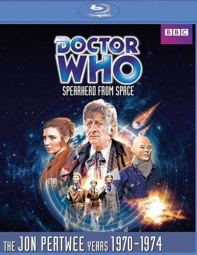 Doctor Who: Spearhead from Space [Blu-ray] 1499111