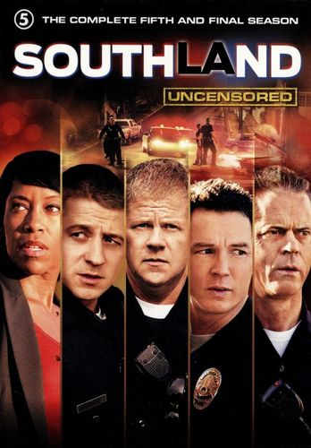 Southland: The Complete Fifth & Final Season [2 Discs] [DVD] 1499139