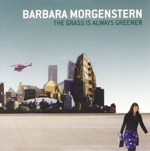 The Grass Is Always Greener [CD] 15003522