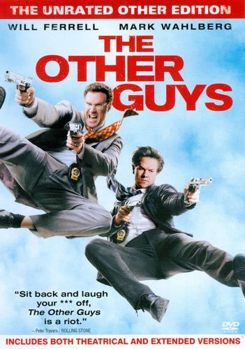 The Other Guys [Unrated] [DVD] [2010] 1501047