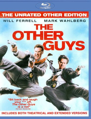 The Other Guys [Unrated] [Blu-ray] [2010] 1501056