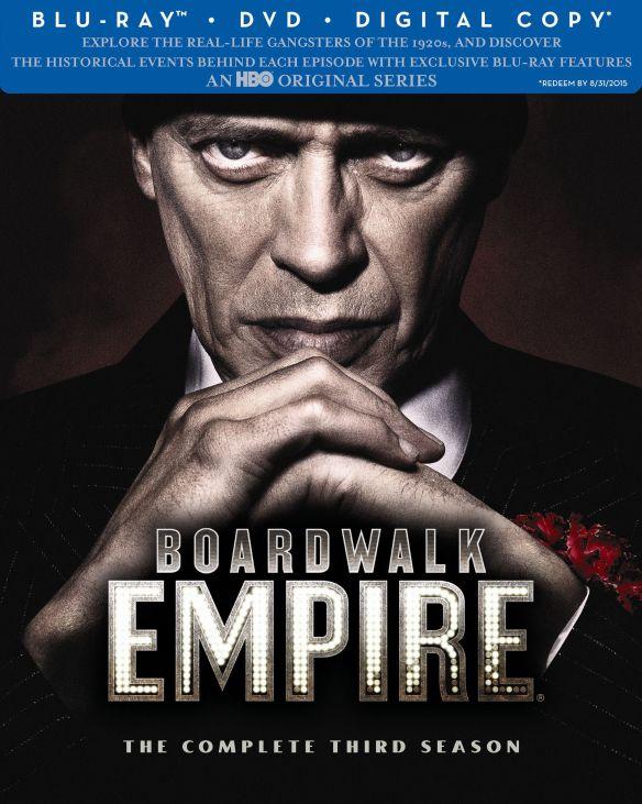 Boardwalk Empire: The Complete Third Season [7 Discs] [Blu-ray] 1504405