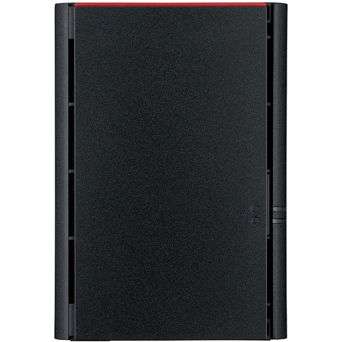 Buffalo - LinkStation 220 4TB 2-Bay External Network Storage (NAS) - black Gigabit EthernetUSB 2.0 interface2-Bay NASCompatible with Apple® Time MachineRAID 0, 1 and JBOD modesData transfer rates up to 480 Mbps with USB 2.0