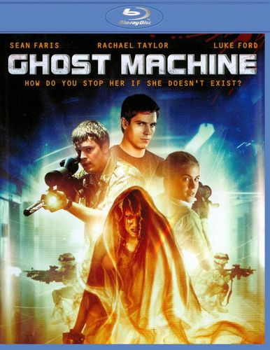 Ghost Machine [Blu-ray] [2009] 1506176