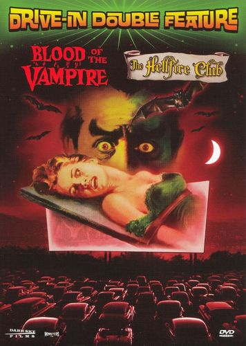 Blood of the Vampire/The Hellfire Club [DVD] 15142445