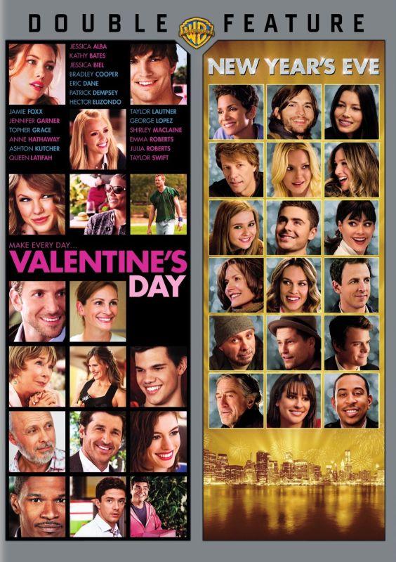 Valentine's Day/New Year's Eve [2 Discs] [DVD] 1515048
