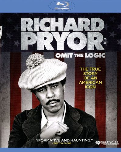Richard Pryor: Omit the Logic [Blu-ray] [2013] 1517142