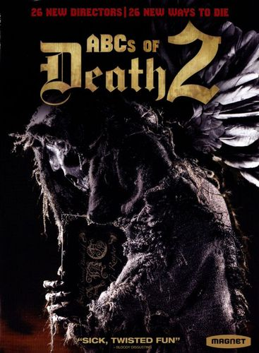 ABCs of Death 2 [DVD] [2014] 1517202