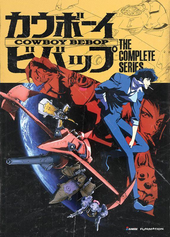Cowboy Bebop: Complete Series [5 Discs] [DVD] 1517293