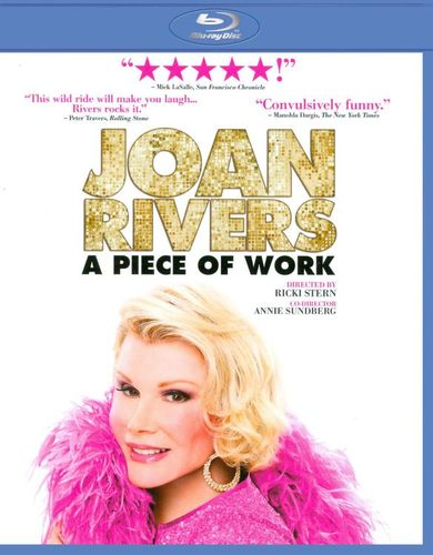 Joan Rivers: A Piece of Work [Blu-ray] [2010] 1517316