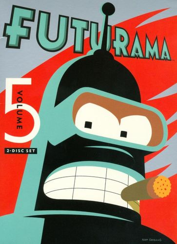 Futurama, Vol. 5 [2 Discs] [DVD] 1519268