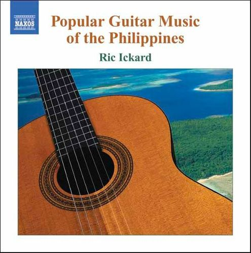 Popular Guitar Music of the Philippines [CD]