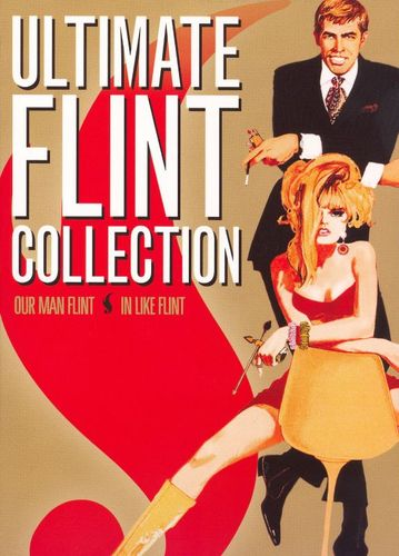 The Ultimate Flint Collection [3 Discs] [DVD] 15206064