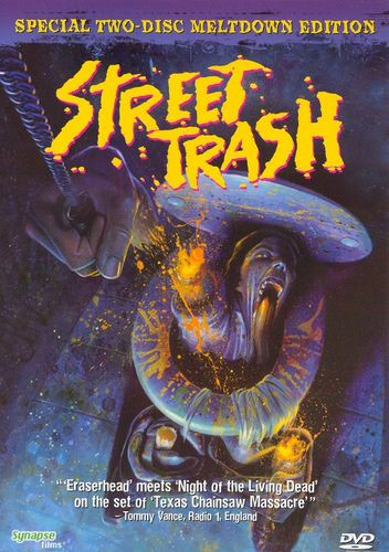 Street Trash [Special Edition] [2 Discs] [DVD] [1987] 15211174