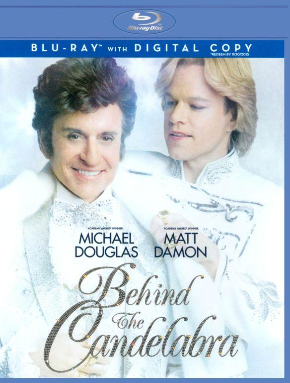 Behind the Candelabra [Blu-ray] [2013] 1523128