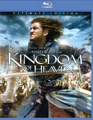 Kingdom of Heaven [10th Anniversary] [2 Discs] [Blu-ray] [2005] 1525122