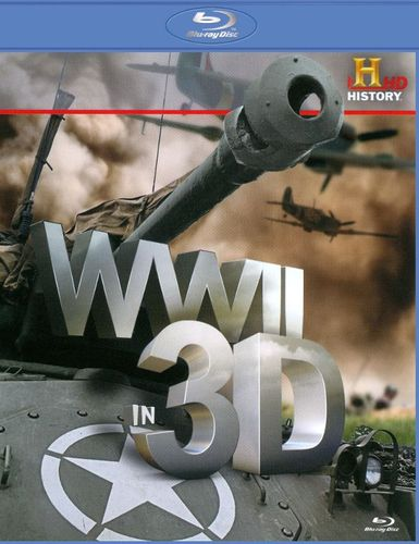 WWII in 3D [Blu-ray] [2011] 1525168