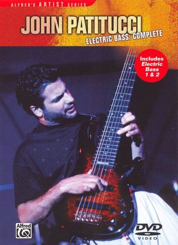 John Pattitucci: Complete Electric Bass, Vol. 1 and 2 [DVD] 15251692