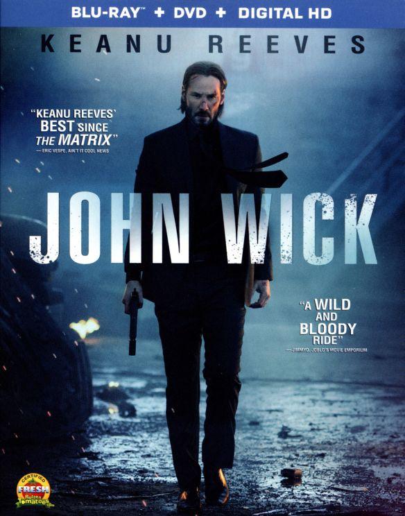 John Wick [2 Discs] [Blu-ray/DVD] [2014] 1525177