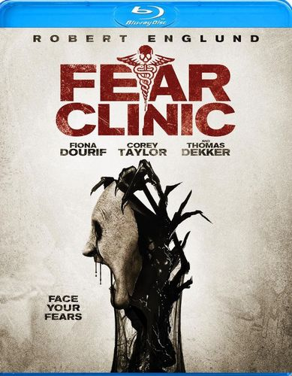 Fear Clinic [Blu-ray] [2015] 1525186