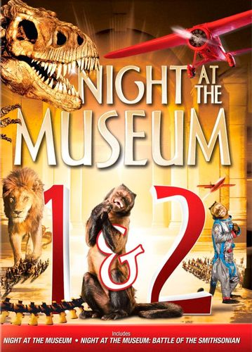 Night at the Museum/Night at the Museum: Battle of the Smithsonian [2 Discs] [DVD] 1525323