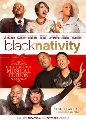 Black Nativity [Extended Musical Edition] [DVD] [2013] 1525465