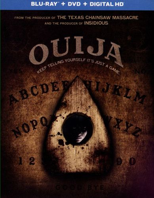 Ouija [2 Discs] [Includes Digital Copy] [UltraViolet] [Blu-ray/DVD] [2014] 1526194