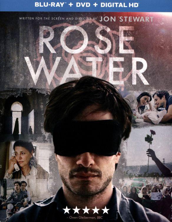 Rosewater [2 Discs] [Includes Digital Copy] [UltraViolet] [Blu-ray/DVD] [2014] 1526428