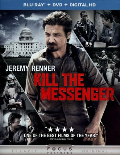 Kill the Messenger [2 Discs] [Includes Digital Copy] [UltraViolet] [Blu-ray/DVD] [2014] 1526437
