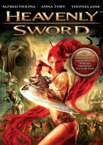 Heavenly Sword [DVD] [2014] 1526517
