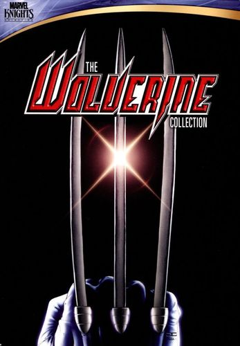 Marvel Knights: The Wolverine Collection [5 Discs] [DVD] 1526526