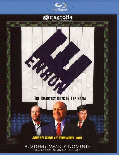 Enron: The Smartest Guys in the Room [Blu-ray] [2004] 15288136