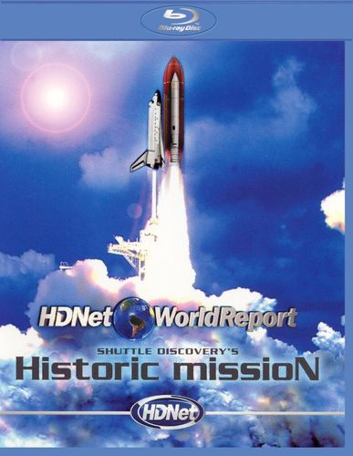 Shuttle Discovery's Historic Mission [Blu-ray] 15288172