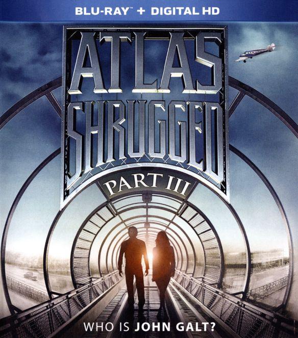 Atlas Shrugged Part III: Who Is John Galt? [Blu-ray] [2014] 1535076