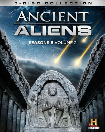 Ancient Aliens: Season 6, Vol. 2 [3 Discs] [Blu-ray] 1535094