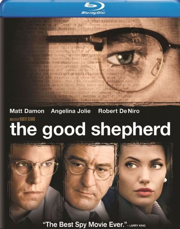 The Good Shepherd [Blu-ray] [2006] 1535504