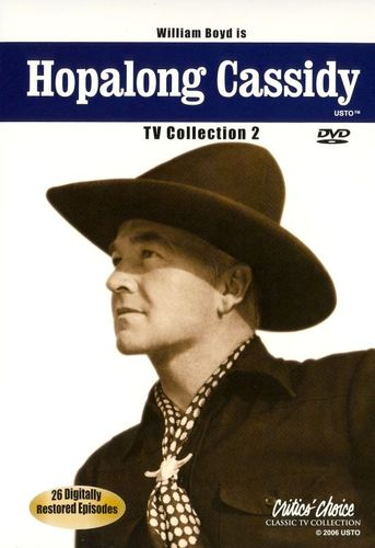 Hopalong Cassidy: TV Collection 2 [4 Discs] [DVD] 15370331