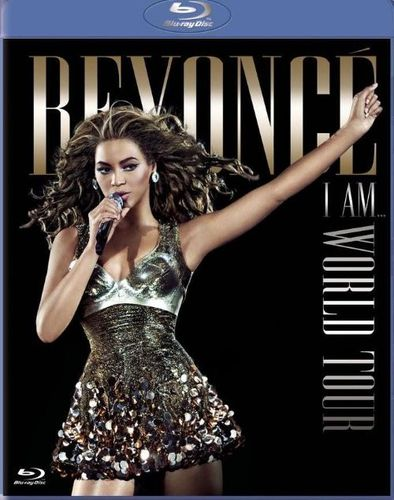 I Am. World Tour [Blu-Ray Disc] 1539095