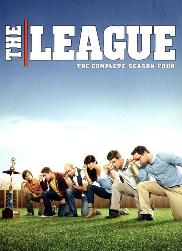 The League: The Complete Season Four [2 Discs] [DVD] 1548108