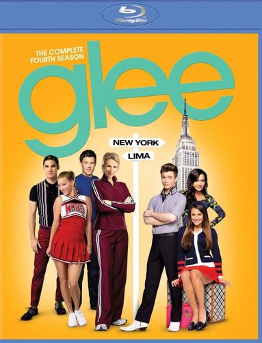 Glee: The Complete Fourth Season [4 Discs] [Blu-ray] 1548144
