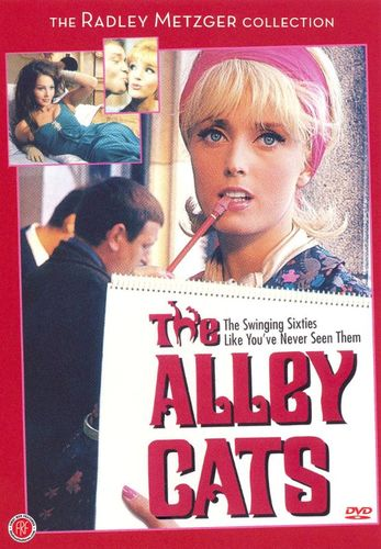 The Alley Cats [DVD] [1965] 15489286