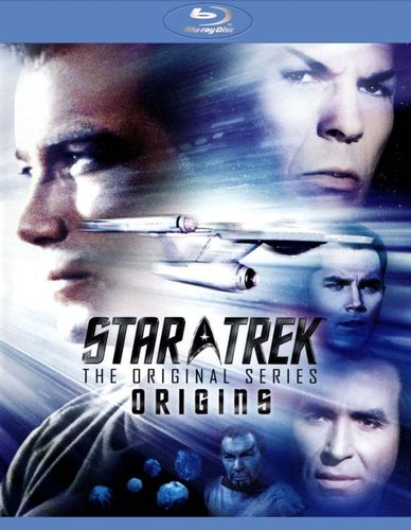 Star Trek: The Original Series - Origins [Blu-ray] 1551545